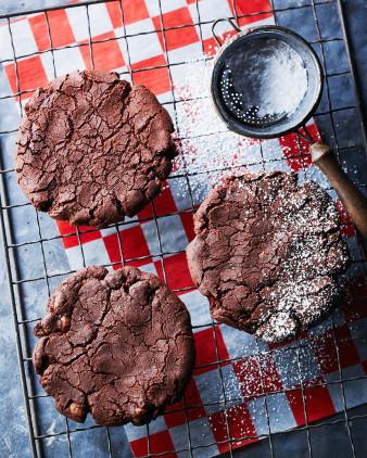 Choc Diablo Cookies