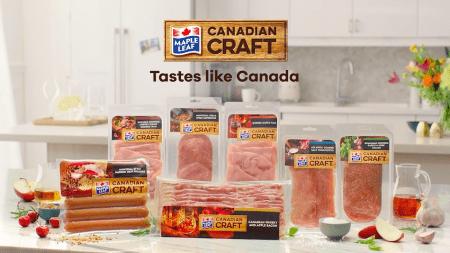 Maple Leaf Canadian Craft
