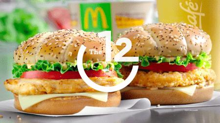 McDonald's the 12