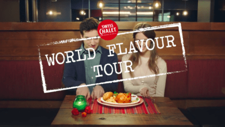Swiss Chalet World Flavours